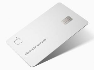 Apply for Apple Card