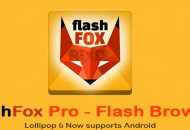 FlashFox For PC, Windows & Mac - Free Download