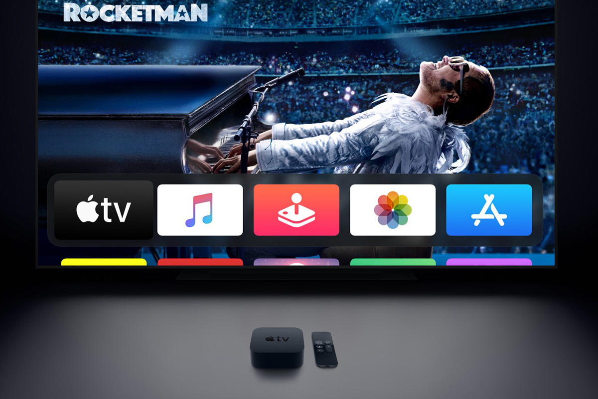 Connect Apple TV