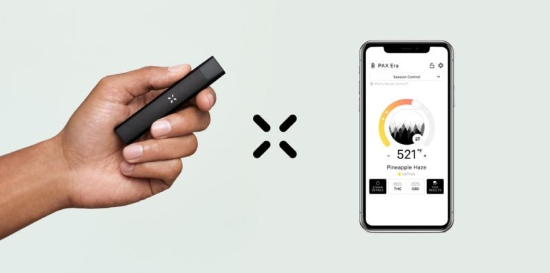 vaping-related apps