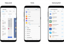Download and Install Fonts for Samsung Galaxy Phones for OneUI Android 9 Pie or earlier