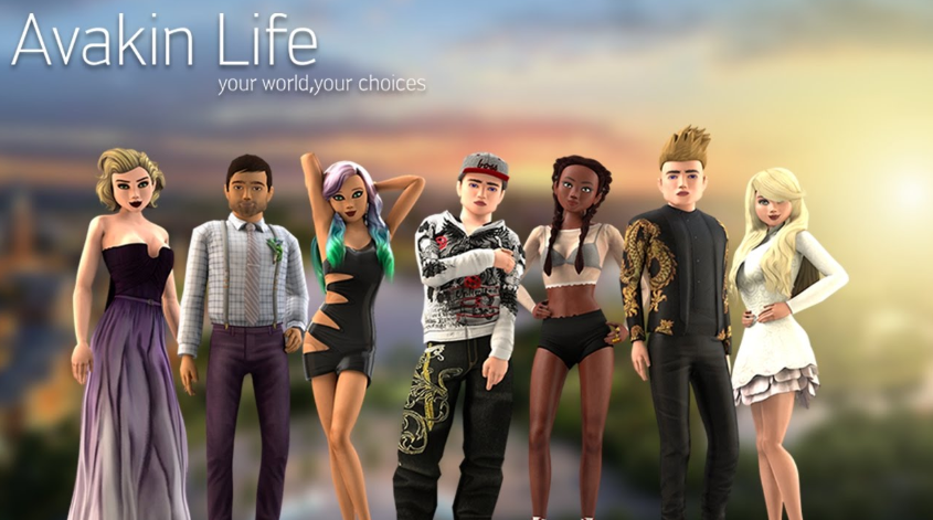 Avakin Life For PC, Windows & Mac - Free Download