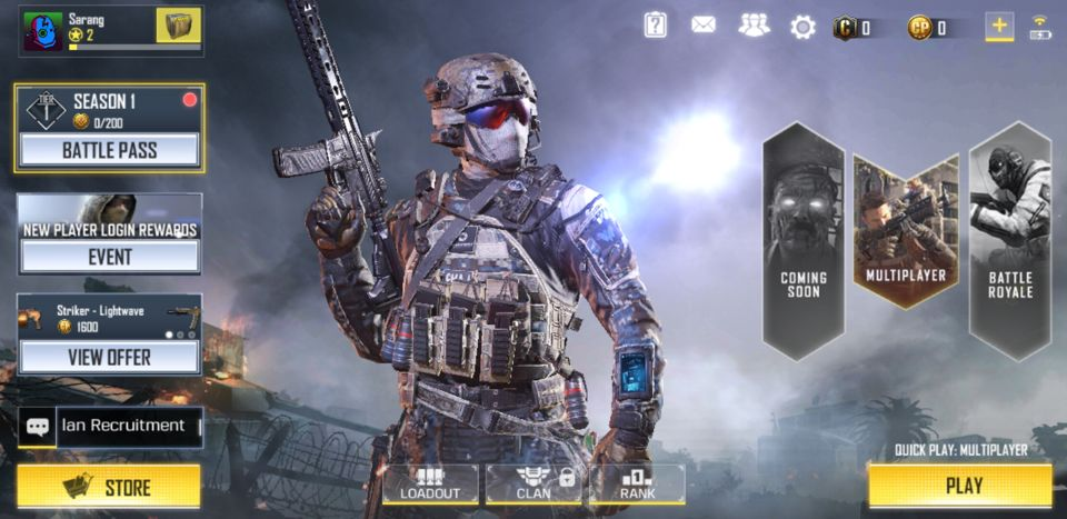 How to Install COD Mobile on any Android Phone - [APK Download]