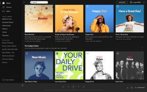 Spotify-Home-Mac