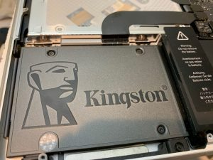 upgrade your 2009-2012 13-inch MacBook Pro with an SSD