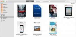 Manage Apple Books Library