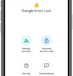 Google Smart Lock iPhone