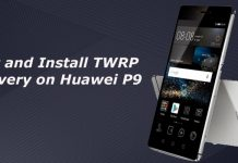 Root-and-Install-TWRP-Recovery-on-Huawei-P9