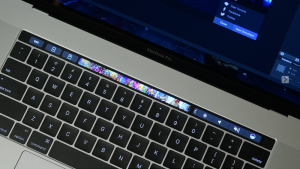 Restart Frozen Touch Bar
