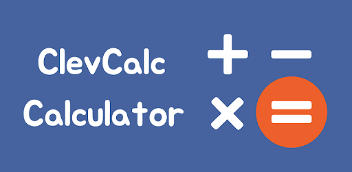 ClevCalc Calculator For PC, Windows & Mac - Free Download