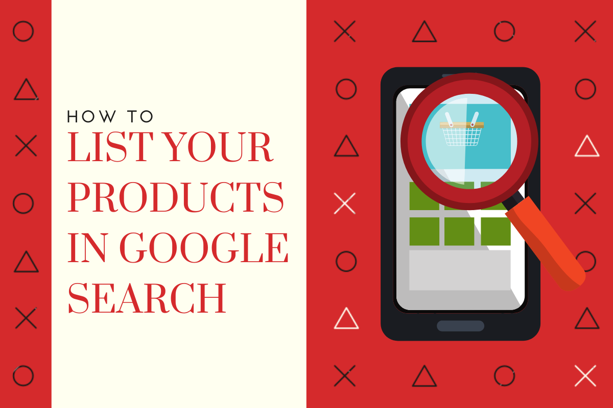 Products in Google Search