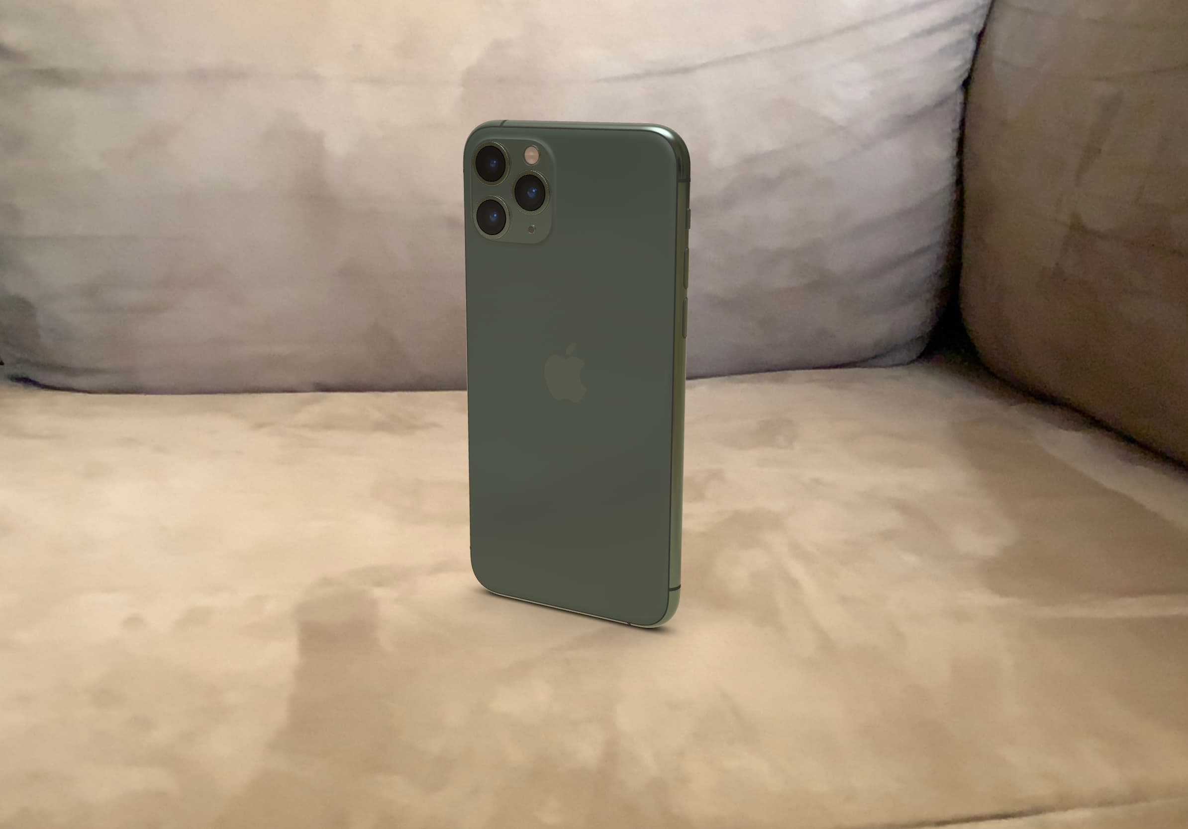iPhone 12 Thinner than iPhone 11 pro max