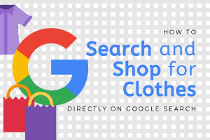 Search and Shop Clothes: