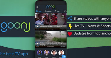 Goonj: Live TV For PC, Windows & Mac - Free Download