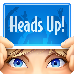Heads Up!  Festive Games to Spend Holidays