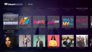Best Apple TV Radio Apps