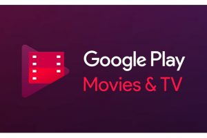 Streaming Services in Google Play Movies