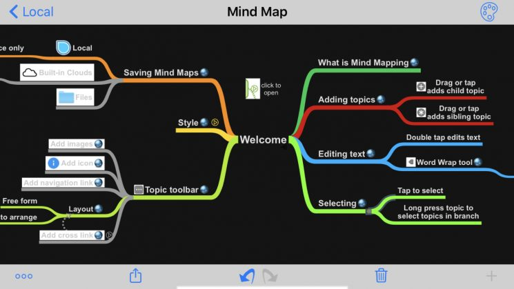 Best Mind Maps Apps