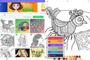 Recolor: Adult Coloring Book
