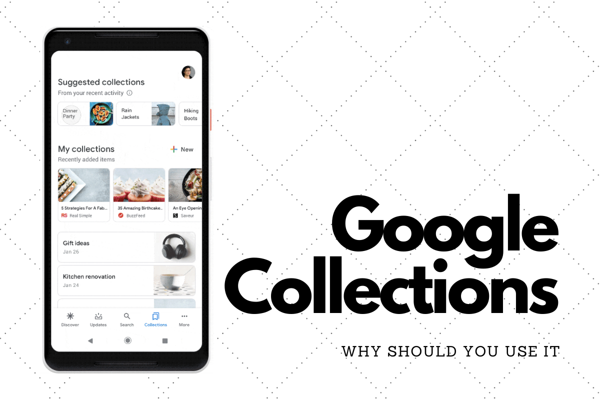 Reasons to Use Google Collections