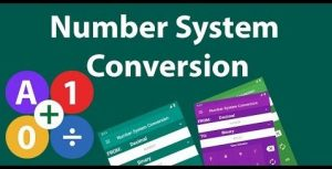 Numeral Systems Converter