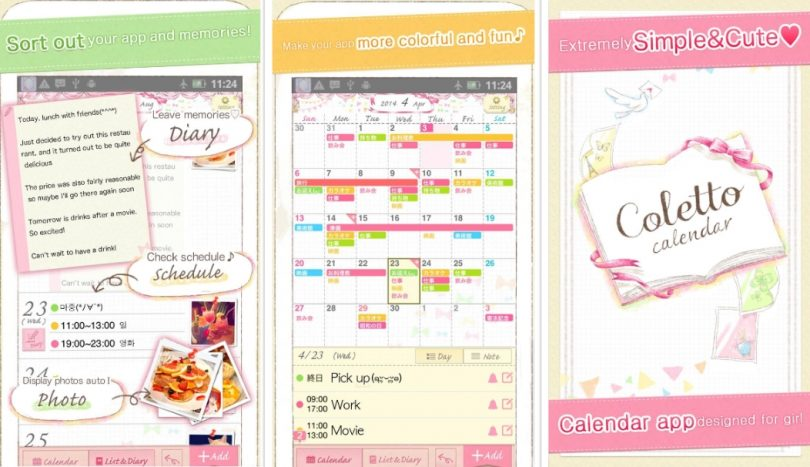 Coletto Calendar for PC