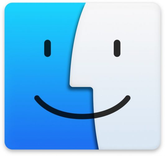 Finder File Inspector on Mac