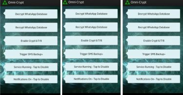 Omni-Crypt for PC