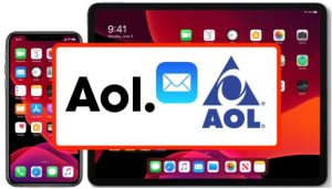 Add AOL Email Account to iPad