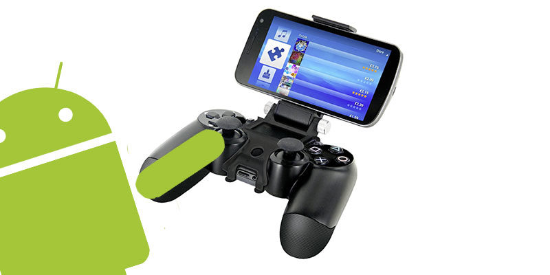 Use Playstation Controller on Android