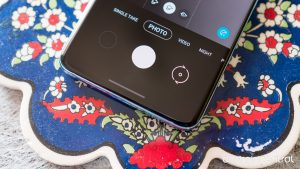 Edit Camera Modes on the Galaxy S20