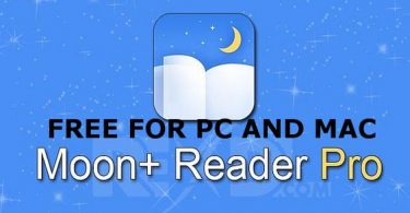 Moon+ Reader For PC, Windows & Mac - Free Download