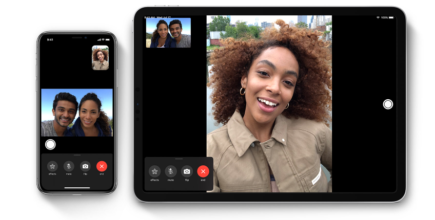 Use FaceTime on iPhone
