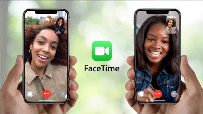 use FaceTime on iPad