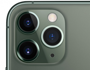 iPhone Boosts its Optical Zoom With a Periscope Lens