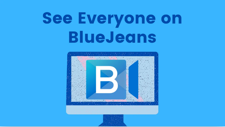 view everyone on Bluejeans