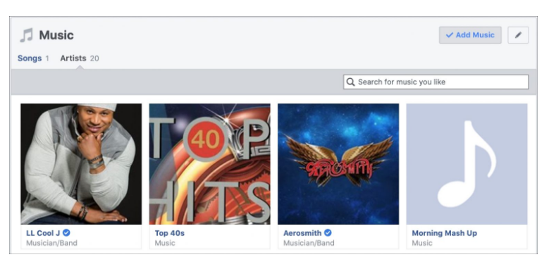 Add Music To Your Facebook Profile