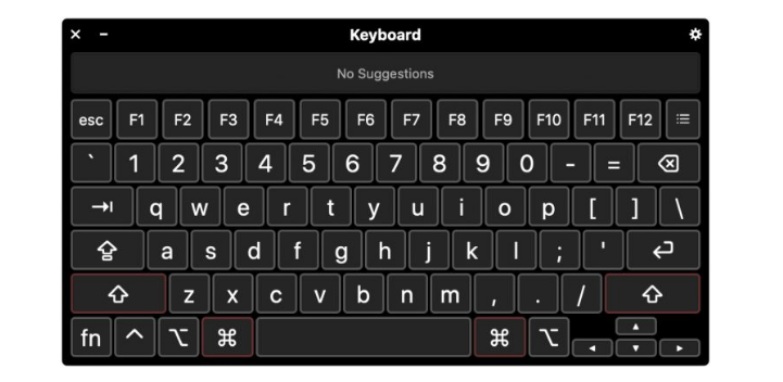 Configure Basic Settings For Keyboard Accessibility On Mac