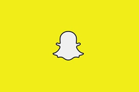 Record video on Snapchat