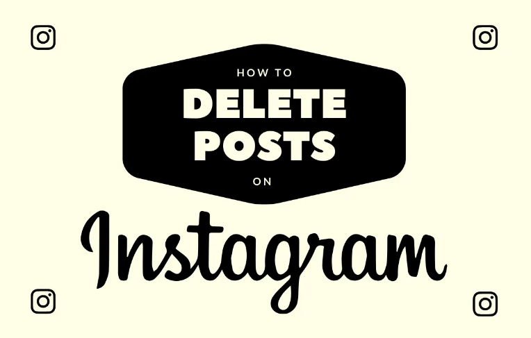 Remove Images Or Videos From Instagram