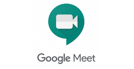 Show your Video on Google Meet