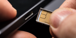 Store Information on a SIM card