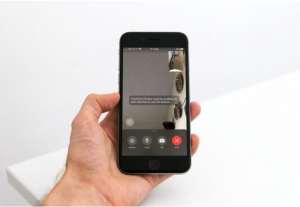 Turn On Or Off Live Photos During FaceTime Calls