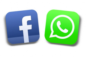 WhatsApp Business account to Facebook