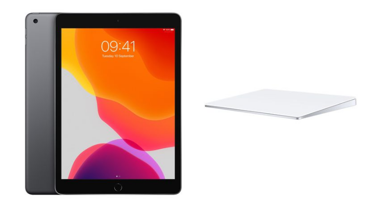 use Bluetooth Trackpad or Mouse with an iPad