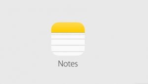 stop Notes app from initiating new Notes