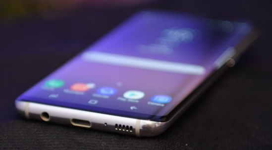 galaxy s8 not recognized by computer