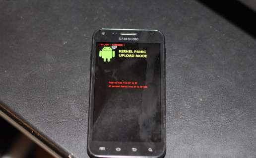 kernel panic android