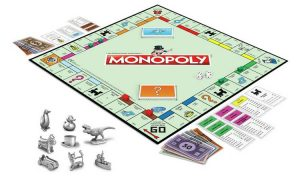 Monopoly-Offline Multiplayer Games