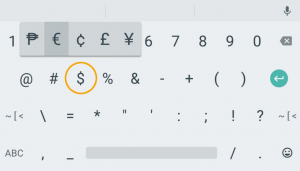 British Pound Symbol In Mac